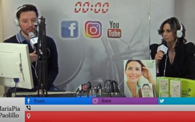 MariaPia Paolillo Intervistata su Radio Punto Zero