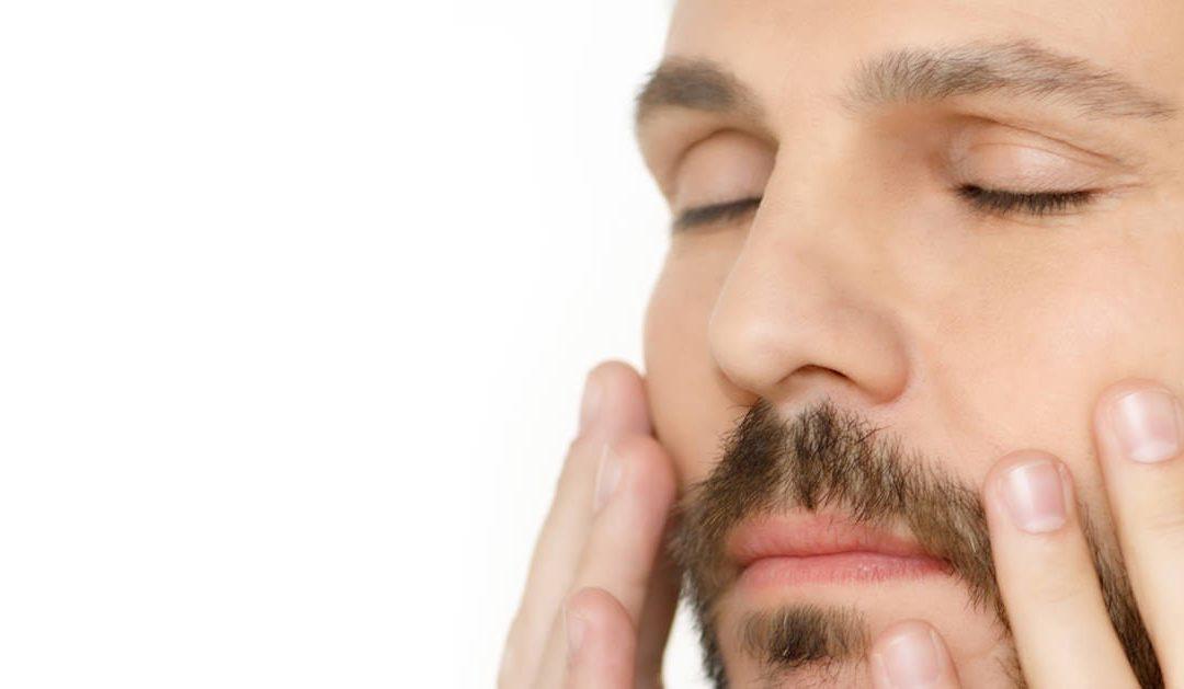 Beauty routine viso uomo: 3 step per la tua skin care